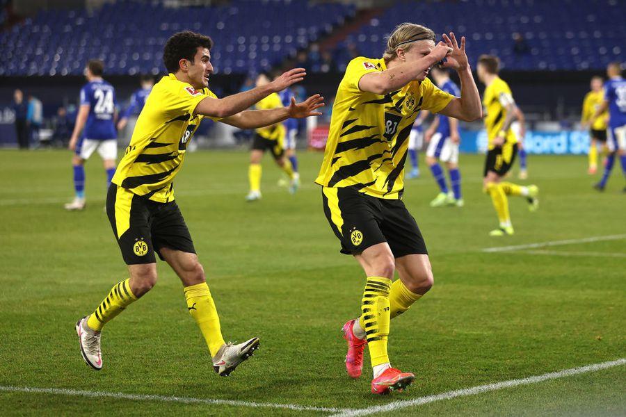 Schalke 04 - Borussia Dortmund, 20.02.2021 / FOTO: GettyImages
