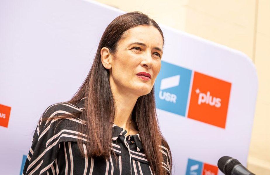 Clotilde Armand (47 de ani) vrea ca Baza Pro Rapid să ajungă în administrarea primăriei Sectorului 1.