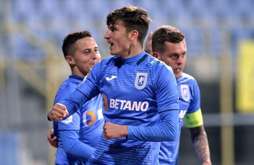 Valentin Mihăilă vrea să ia mai întâi campionatul cu Craiova și apoi să se transfere în străinătate