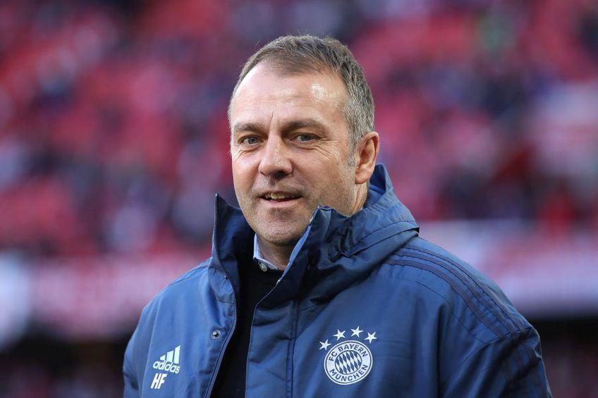 Hans-Dieter Flick, antrenorul lui Bayern Munchen // Sursa: Getty