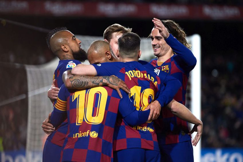 Jucătorilor Barcelonei li se va cere să renunțe la o parte din salarii