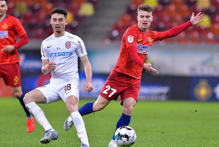 FCSB - CFR Cluj 3-0 Foto: FCSB