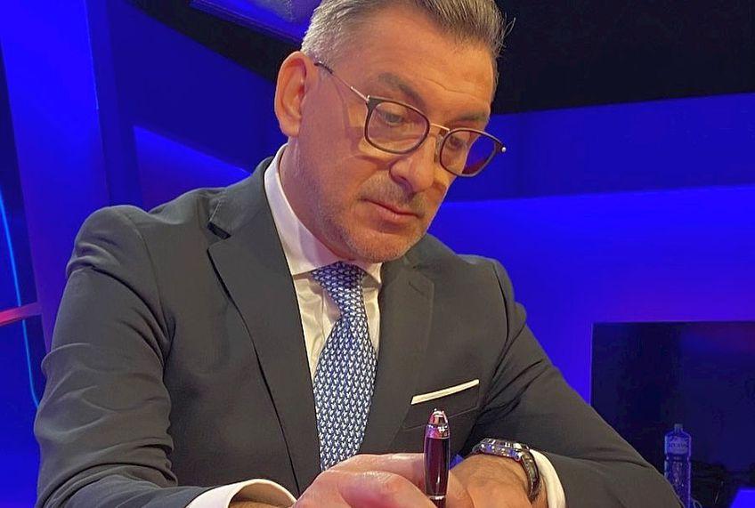 Ilie Dumitrescu a analizat meciul FCSB - CFR Cluj