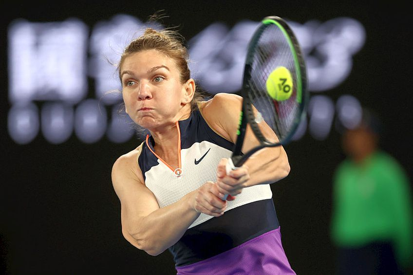 Simona Halep // FOTO: GuliverGettyImages