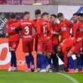 FCSB - CFR Cluj 3-0 FOTO Facebook FCSB
