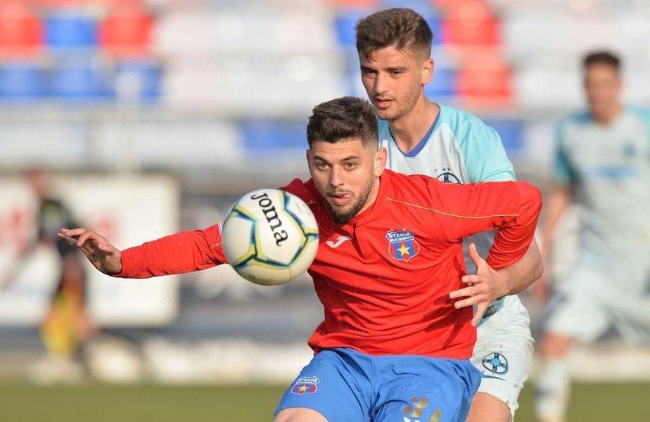 CSA Steaua și FCSB au remizat în Liga 3, scor 1-1 // FOTO: Cristi Preda