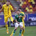 Alexandru Crețu a debutat la echipa națională în remiza cu Irlanda de Nord, 1-1, meci disputat pe 4 septembrie 2020 // FOTO Cristi Preda