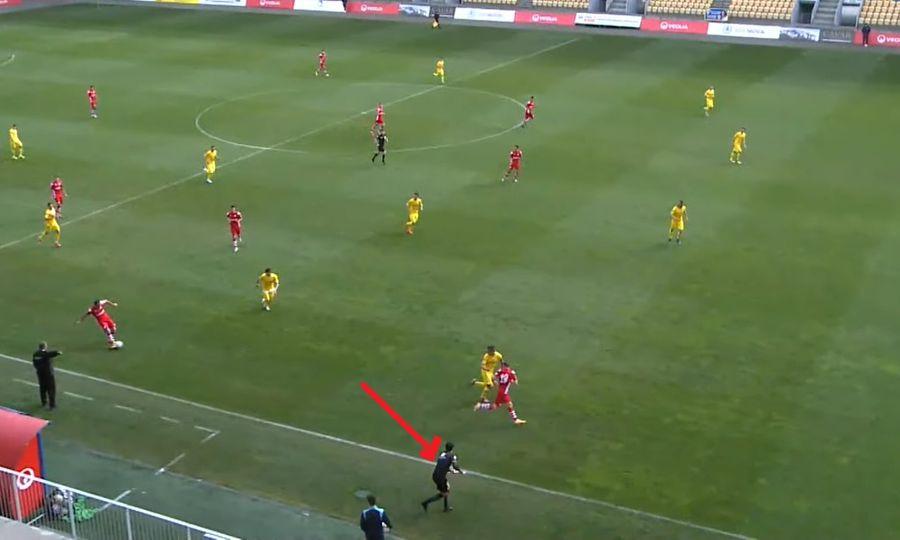 Captură Youtube Telekom Sport