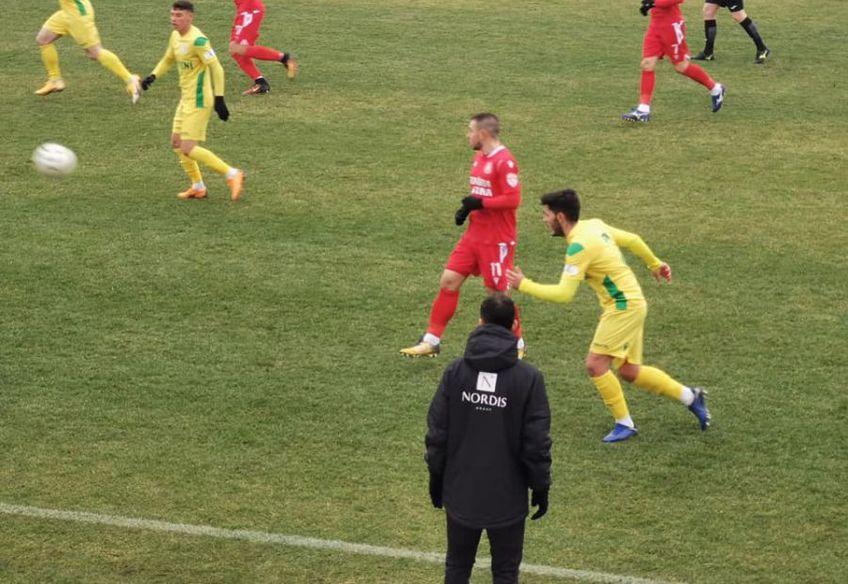 Dinu Todoran (42 de ani) și-a anunțat demisia de la CSM Slatina, după eșecul suferit astăzi pe teren propriu cu Ripensia Timișoara, scor 0-1.