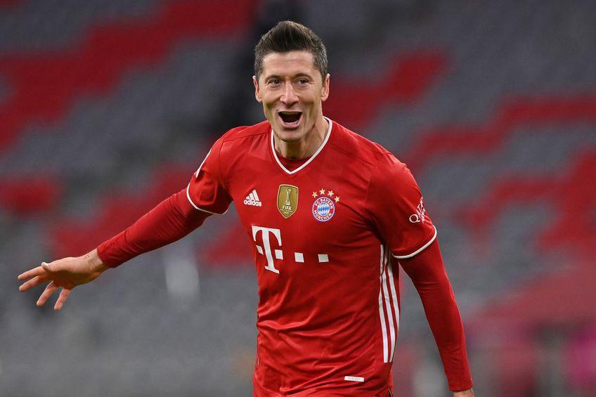 Taifunul Bayern » 4-0 la pauză, deși a avut om eliminat la 0-0! Câte goluri a reușit Lewandowski