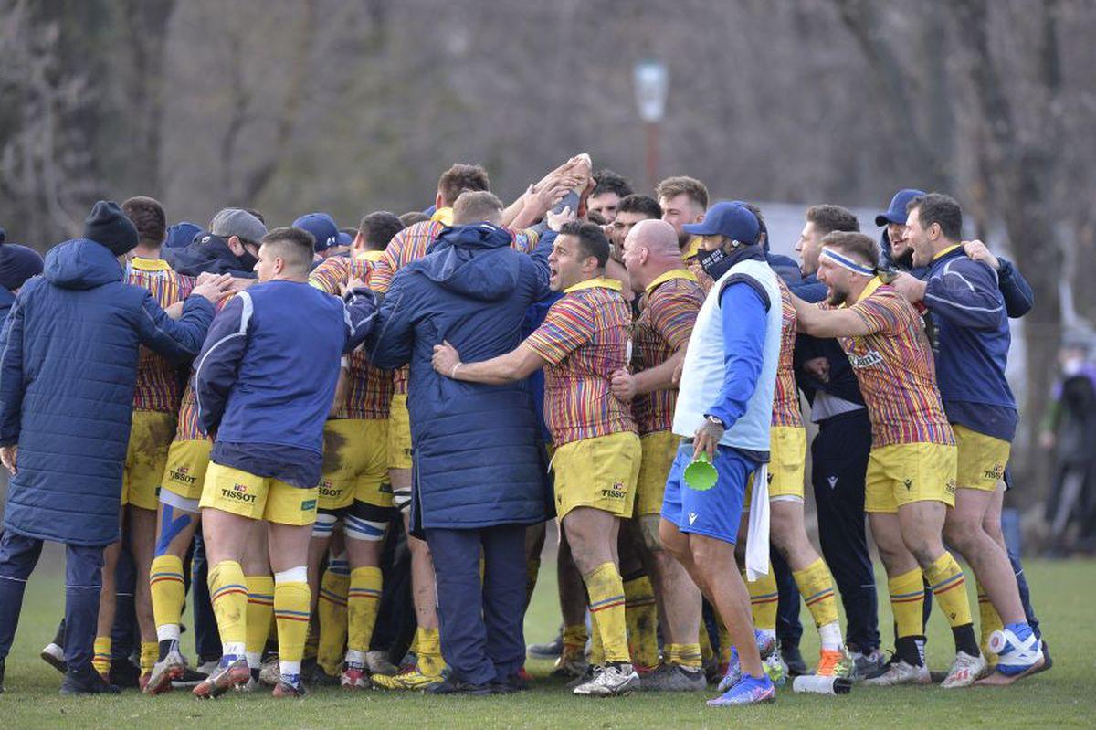 România - Spania // Rugby Europe Championship 2020