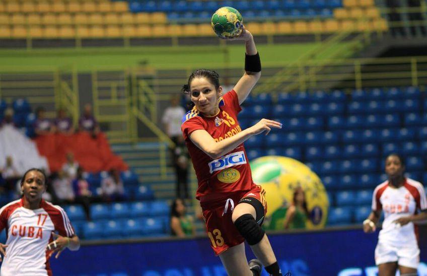 """Cristina Vărzaru, 41 de ani, fostă jucătoare importantă de handbal a României, a prefațat duelul """"tricolorelor"""" cu Norvegia din cadrul Turneului Preolimpic de la Podgorica."""