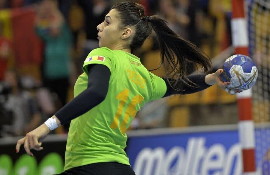 România a fost învinsă de Norvegia, scor 24-29, în al doilea meci al turneului Preolimpic de la Podgorica. Denisa Dedu (26 de ani) spune că arbitrajul a făcut diferența în disputa cu nordicele.