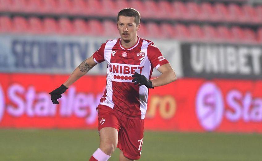 """Poli Iași a învins-o pe Dinamo, scor 1-0. Vlad Achim (31 de ani), mijlocașul """"câinilor"""", a acuzat dur indisciplina tactică la finalul jocului din Copou."""