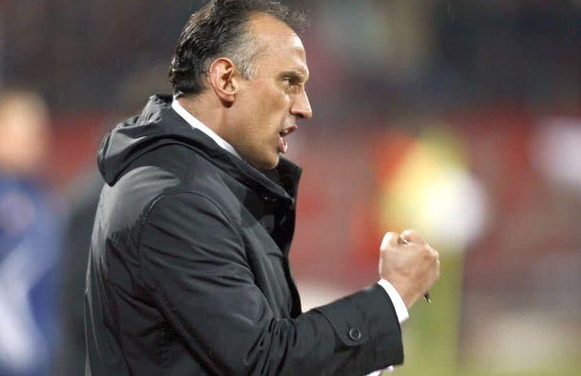 Prunea deplânge situația prin care trece fotbalul din România în acest moment