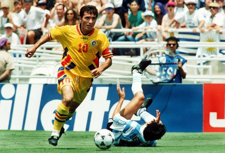 DEZBATERE GSP. Provocare de Mondiale: România '90 sau România '94? Care dintre cele două naţionale a fost mai bună? Ce cred Hagi, Gică Popescu și Răducioiu