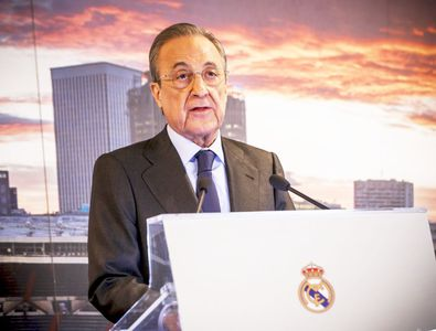 """Florentino Perez apără proiectul Super Ligii: """"Va salva fotbalul, Real Madrid a pierdut 400 de milioane de euro. Nu anulăm competiția!"""""""