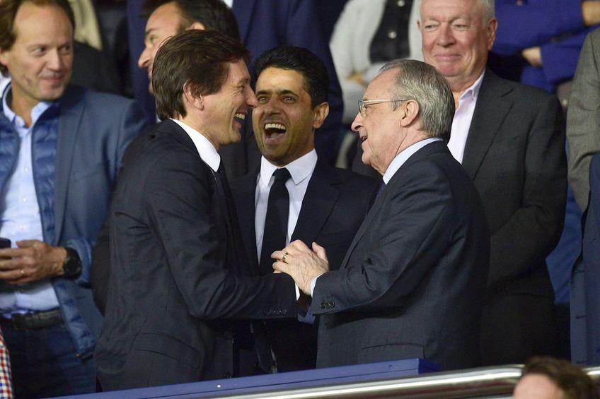 Florentino Perez nu dă crezare amenințărilor UEFA // foto: Imago