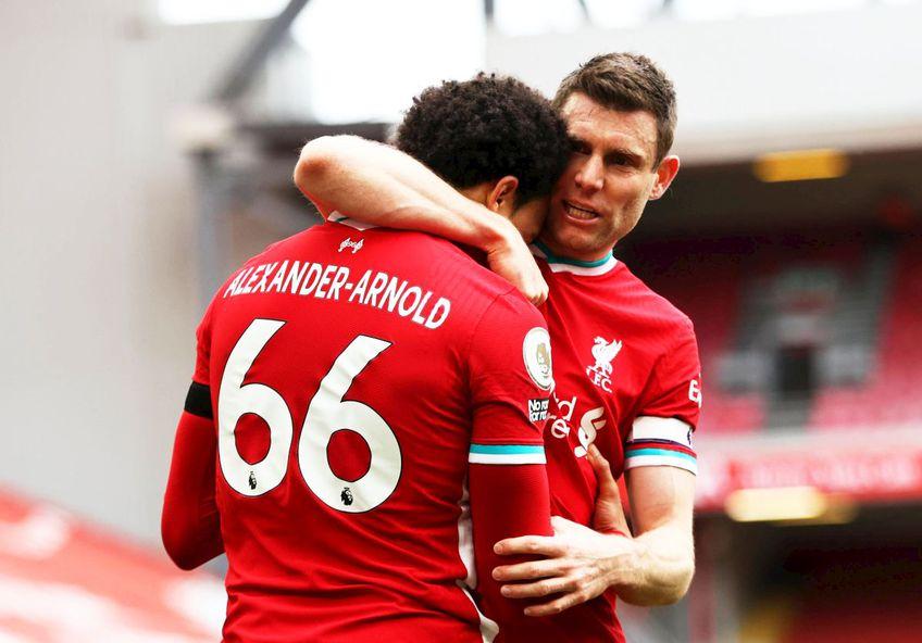 James Milner, Liverpool, foto: Imago