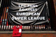 """Suporterii cluburilor """"Big 6"""" din Premier League fac front comun împotriva favoriților: """"Ne opunem total"""" + """"Trăim o trădare supremă"""""""