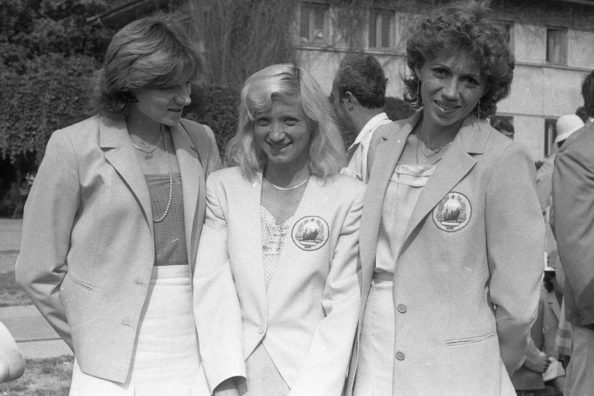 Anișoara Cușmir, Maricica Puică și Doina Melinte sau o salbă de medalii și recorduri și suspiciuni îngropate de trecerea timpului (foto: arhiva GSP)