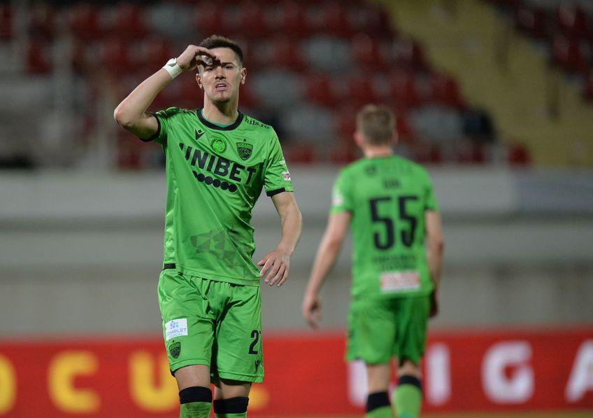 Dinamo și UTA se întâlnesc în etapa cu numărul 2 din play-out. Alexandru Albu (27 de ani), mijlocașul arădenilor, nu are milă de rivalii de astăzi.