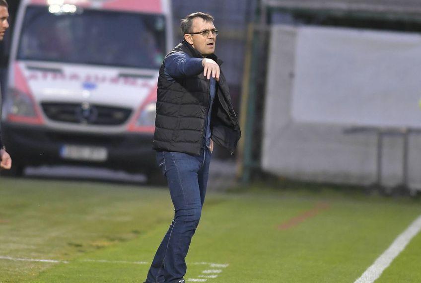 Eugen Neagoe, 53 de ani, antrenorul Astrei, a tras concluziile după victoria obținută în deplasare la Hermannstadt, 3-1.