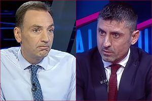 """Naum și Dănciulescu, momente tensionate în direct: """"Eu știu ce vorbesc, tu nu!"""""""