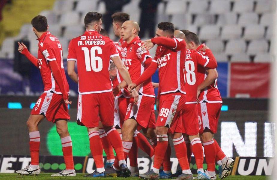O parte dintre jucătorii lui Dinamo au semnat prelungirea contractelor