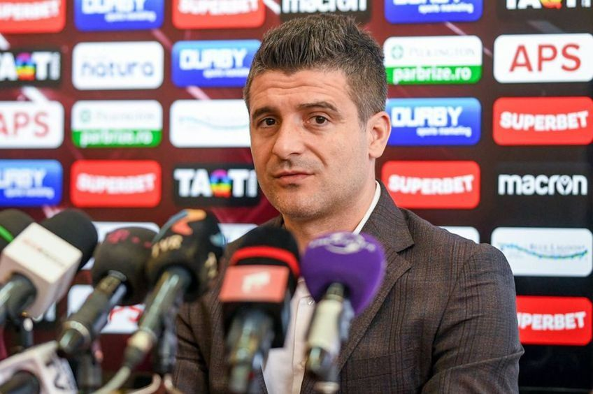 Daniel Niculae, președinte Rapid