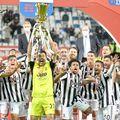 Juventus a câștigat Cupa Italiei // foto: Guliver/gettyimages