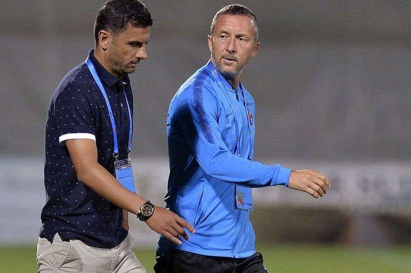 Gigi Becali îl vrea pe Nicoale Dică la FCSB