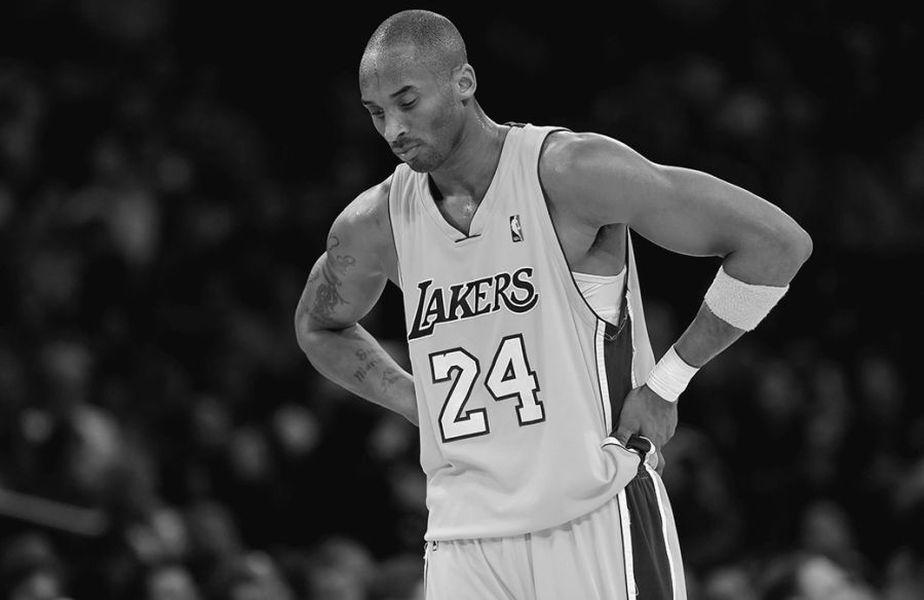Kobe Bryant a murit la 41 de ani