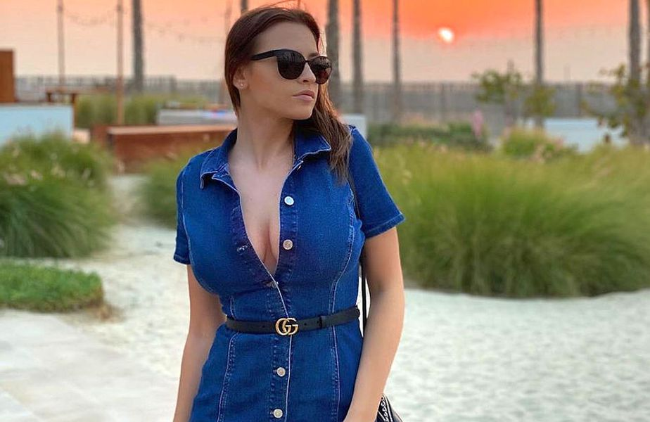 Adelina, iubita lui Andrei Ciobanu // FOTO: https://www.instagram.com/adelinasova