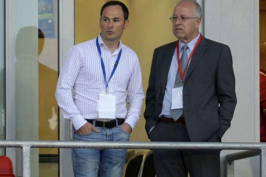 Constantin Anghelache a vorbit despre situația de la Dinamo