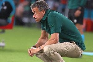 """Luis Enrique, nemulțumit de prestația Spaniei de la EURO: """"Speram ca până acum să avem 6 puncte"""""""