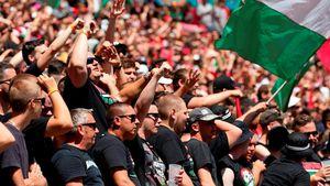 """Rasism pe """"Puskas Arena"""". Ce au făcut ultrașii maghiari când mingea era la Pogba sau Kante"""