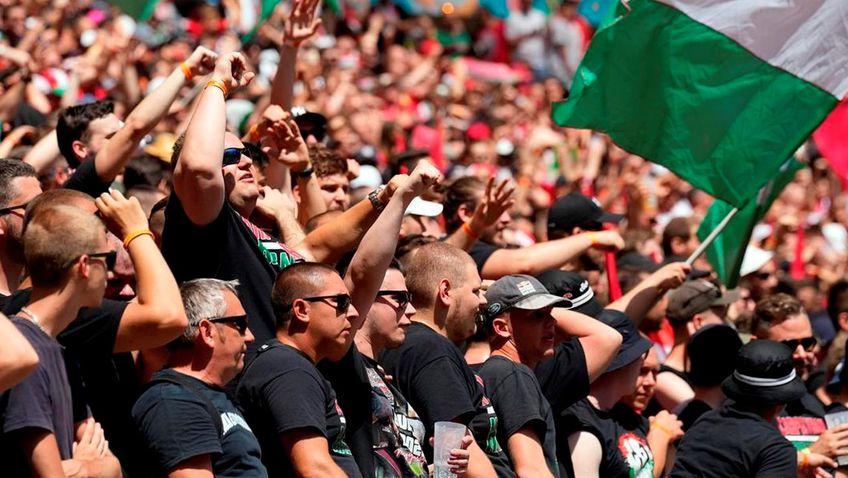 """Rasism pe """"Puskas Arena""""! Ce au făcut ultrașii maghiari când mingea era la Pogba sau Kante!"""