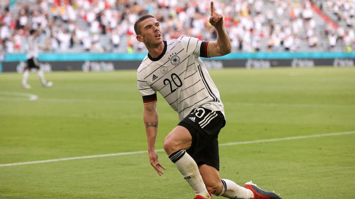 Detalii interesante despre omul meciului din partida Portugalia - Germania! N-a evoluat niciodată la juniori și când l-au descoperit era băut!