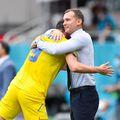 Andriy Shevchenko (44 de ani) a discutat posibilitatea unei remize între Ucraina și Austria, în ultimul meci al grupei C de la Euro 2020. Egalul ar putea duce ambele formații în optimile de finală.