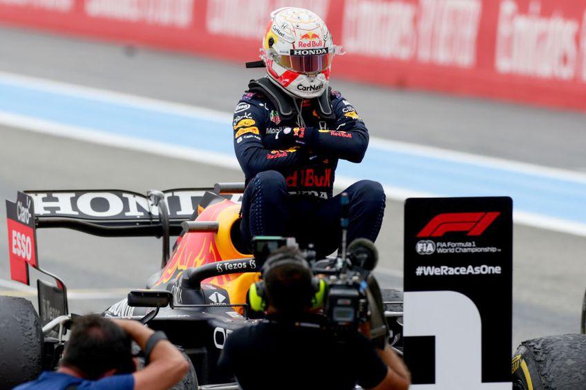 Max Verstappen a câștigat MP al Franței // foto: Guliver/gettyimages