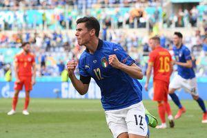 Italia - Țara Galilor 1-0 » Braț la braț spre optimile EURO 2020