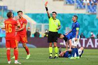 """Hațegan n-a îngenuncheat înainte de meci + Galezii l-au contestat pentru """"roșu""""! Cine i-a dat dreptate românului"""