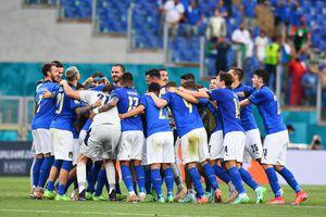 Atacă recordurile la Euro 2020! Italia atinge performanțe spectaculoase cu Roberto Mancini