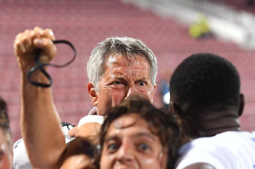 Craiova și CFR Cluj se luptă pentru titlu în Liga 1