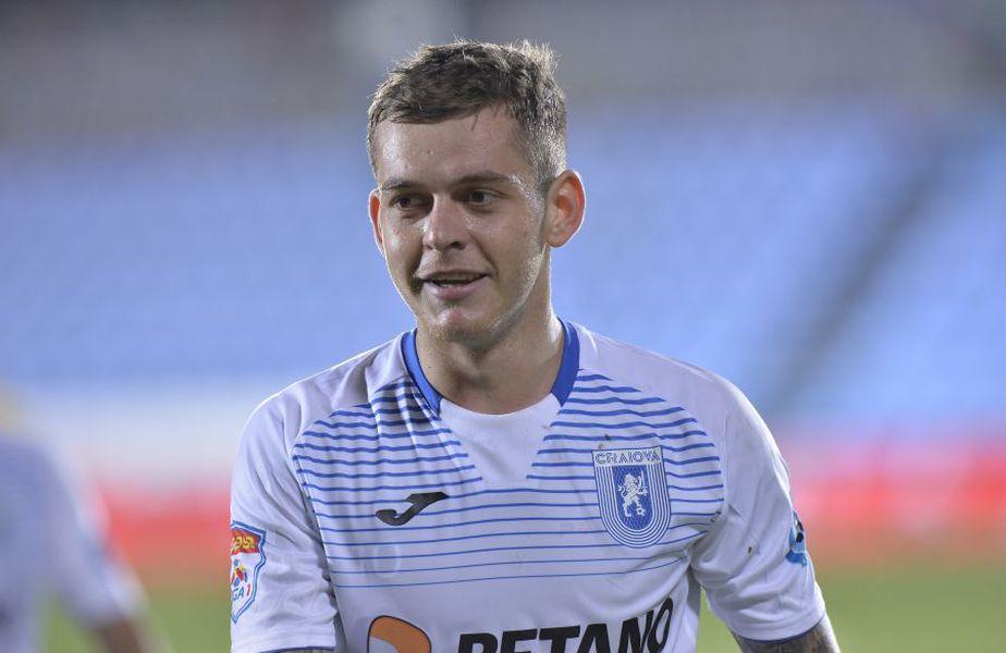Alex Cicâldău este printre cei mai importanți fotbaliști de la Craiova