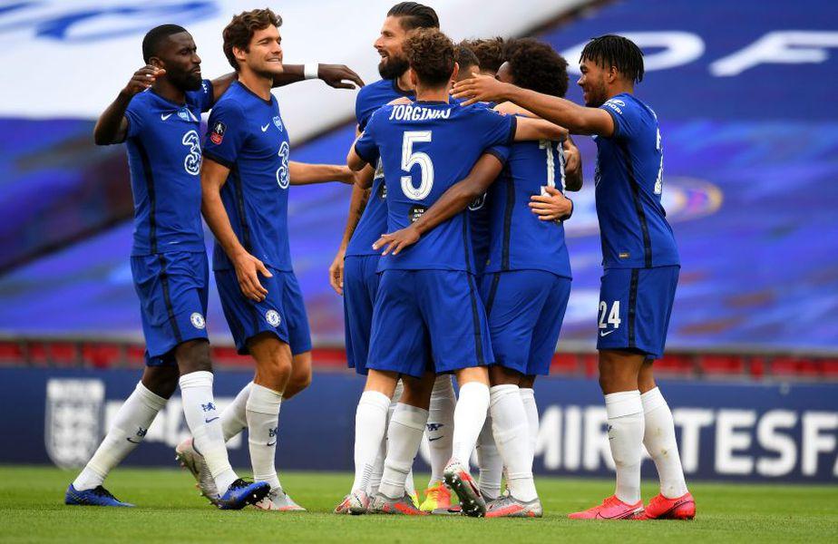 Chelsea este apraope de a-l transfera pe Kai Havertz // foto: Guliver/gettyimages