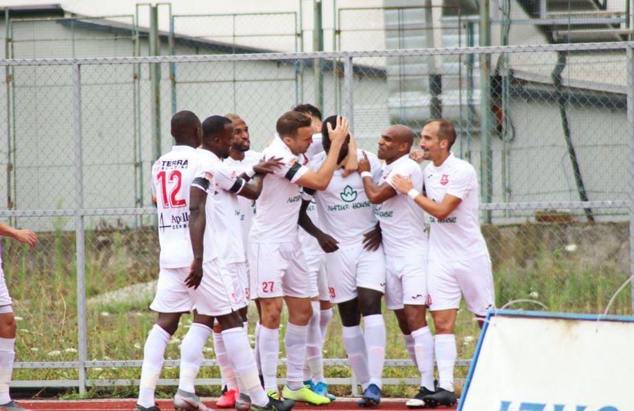 Sibienii speră să joace la finalul săptămânii cu Dinamo pentru a profita de situaţia proastă de la clubul din Ştefan cel Mare