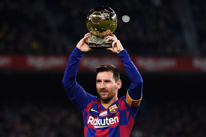 Leo Messi are 6 Baloane de Aur // FOTO: GuliverGettyImages