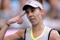 """Mihaela Buzărnescu, singura tenismană din România la Tokyo: """"Aș fi plătit ca să ajung la Jocurile Olimpice"""""""